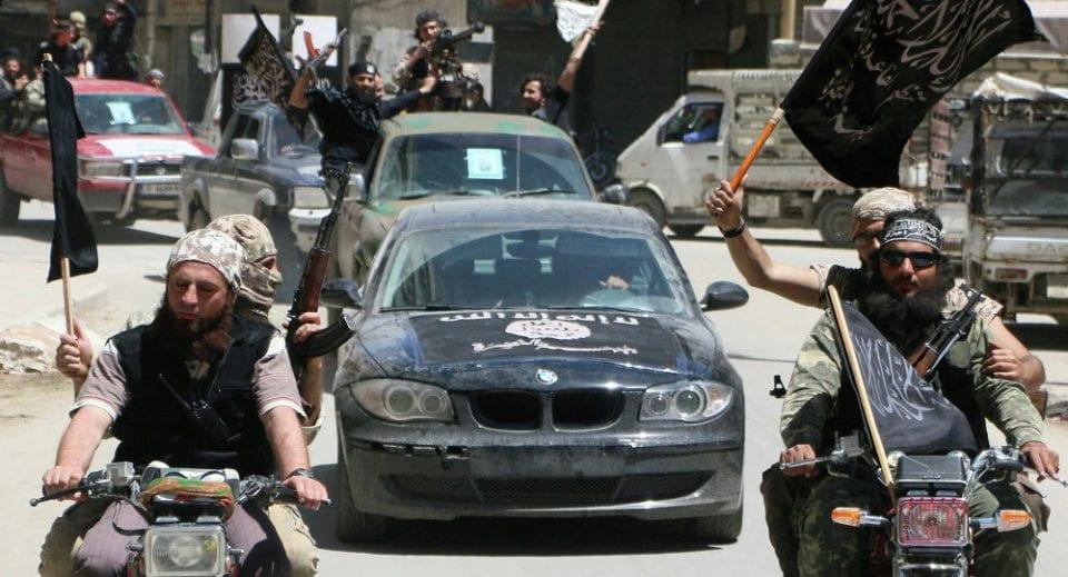 Irak et Syrie ou l'arnaque occidentale de l'EI  - Page 2 Al-nosra-syrie-otan