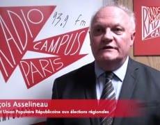 REGIONALES 2015 - ILE DE FRANCE - Radio Campus du 13 novembre 2015