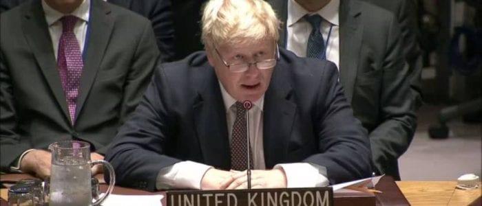 Boris Johnson il ne faut pas confondre Brexit et isolationnisme