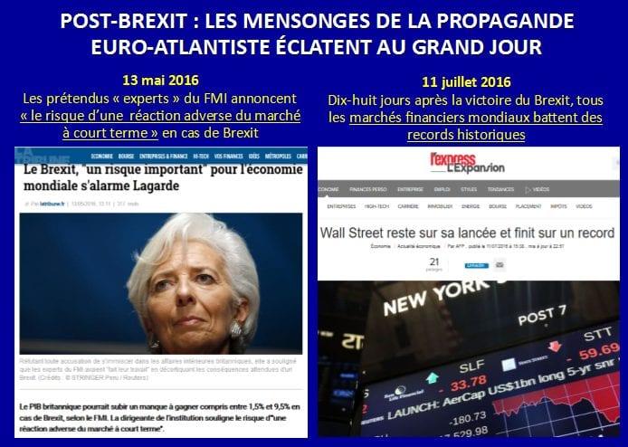 post-brexit les mensonges de la propagande euro-atlantiste eclatent au grand jour