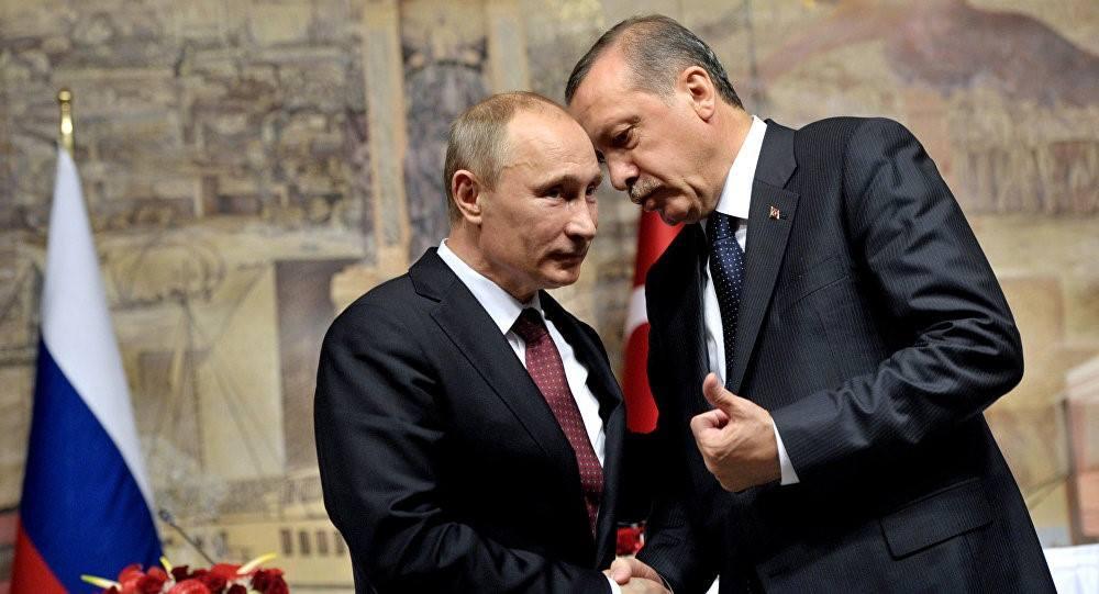 Poutine et Erdogan de nouveau amis ?