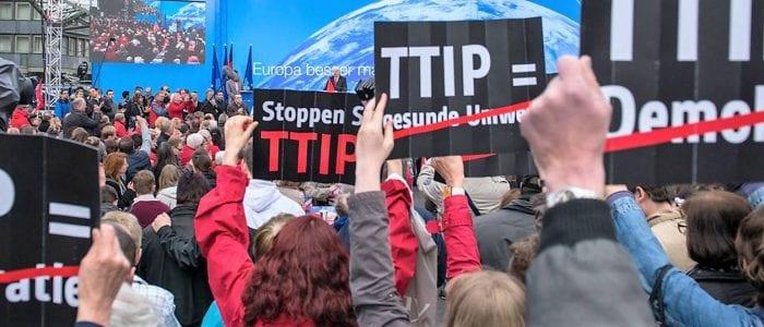 arret negociations TTIP