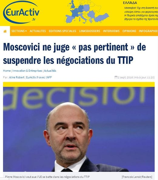 Pierre Moscovici est un ancien « Young Leader » de la French-American Foundation.