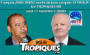 Entretien du 17 novembre 2016 de François Asselineau avec Jean-Jacques Seymour sur TROPIQUES FM