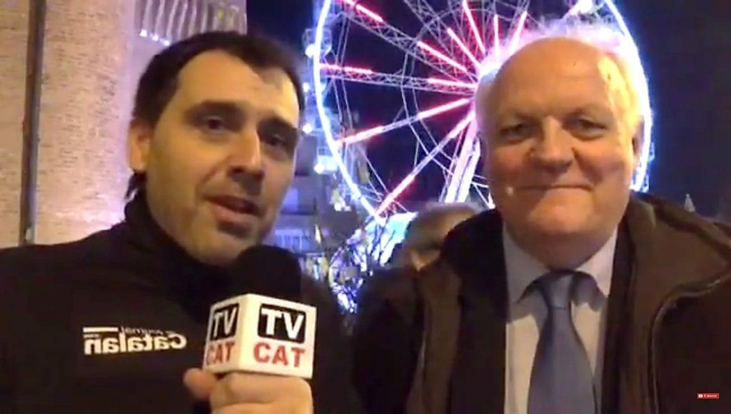 Fran ois asselineau interrog par tv catalane le 17 d cembre 2016 perpignan union populaire - Programme tv 17 decembre 2016 ...