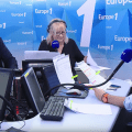François Asselineau interviewé par Thomas Sotto sur Europe 1