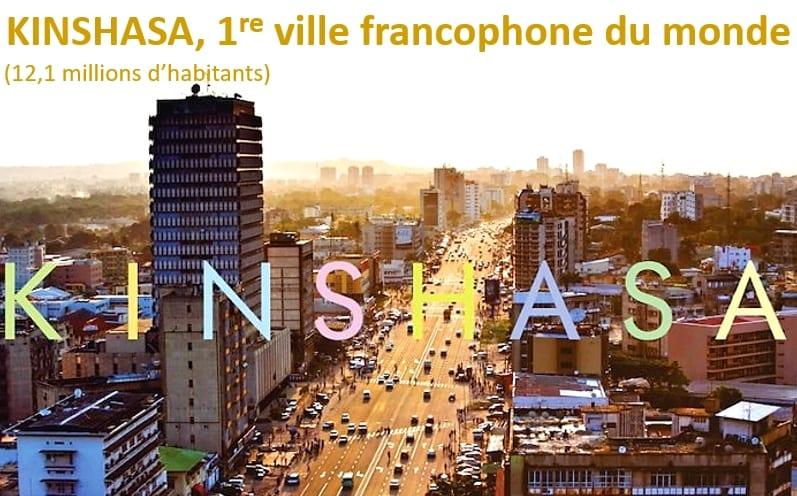 Paris N Est Plus La Premiere Ville Francophone Du Monde Un Rapport