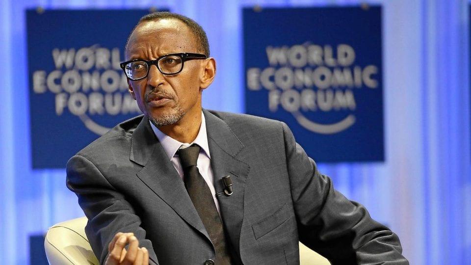 RWANDA-paul-kagame-%C3%A0-Davos