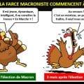 = Et encore de nouveaux dindons de la farce macroniste ! = DOUBLE TOLLÉ CHEZ LES MAIRES DES PETITES VILLES DE FRANCE, EFFARÉS PAR LA FOURBERIE DE MACRON..
