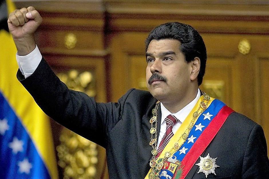 VENEZUELA-Maduro-President-Nicolas-Maduro-1