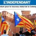 Les « INDÉPENDANTISTES-CATALANS-DANS-LE-CADRE-DE-L'UE » exigent un référendum dans le département français des PYRÉNÉES-ORIENTALES, rebaptisé «CATALOGNE-NORD».