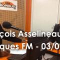 François Asselineau invité de Jean-Jacques Seymour sur Tropiques FM – 03/01/2018