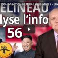 ENTRETIEN N°56 – Macron – NDDL – Législatives – Brexit – Trump – Corées – Tourisme – France Gall