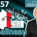 ENTRETIEN N°57 – Législatives – Actions juridiques – Croissance – Volkswagen – Réunion du BN