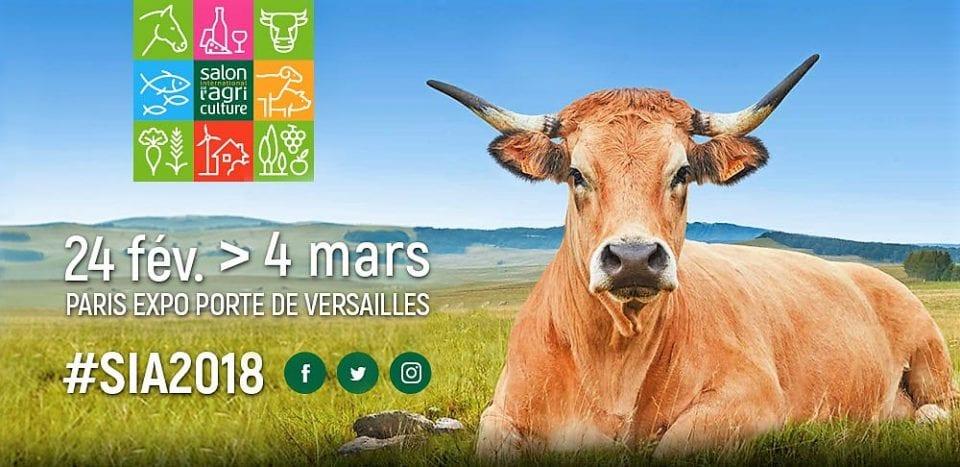 Fran ois asselineau visitera le salon de l 39 agriculture samedi 24 f vrier 2018 en compagnie d - Salon de l agriculture de paris ...