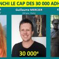 ==9 février 2018== L'UPR A FRANCHI LE CAP DES 30 000 ADHÉRENTS !