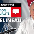 = CATASTROPHE EN ITALIE = François Asselineau analyse les enseignements de l'effondrement du viaduc de Gênes