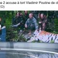 LA TÉLÉVISION PUBLIQUE FRANÇAISE DIFFUSE – pour la 2e fois en 5 ans !! – LA MÊME «FAKE NEWS» ANTI-POUTINE ! Les 5 questions posées par ce scandale.