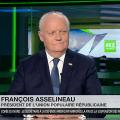 François Asselineau interrogé par RT France : «EMMANUEL MACRON EST UN CAMÉLOQUET»