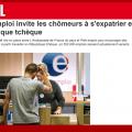 Il ne suffit plus de «traverser la rue» pour trouver un emploi…  Comme le Portugal, la France incite désormais officiellement les Français à émigrer (vers un pays qui a refusé l'euro !)