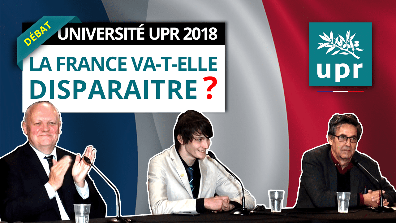 Débat : La France va-t-elle disparaître ?