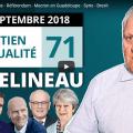 Entretien d'actualité n°71 de François Asselineau enregistré depuis la Nouvelle-Calédonie