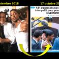 Confirmation de la conduite indigne de Macron aux Antilles.