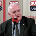 François Asselineau invité de Patrick Roger pour la matinale de Sud-Radio à 07H40 le 26 octobre 2018 : « JE SERAI TÊTE DE LISTE AUX EUROPÉENNES »