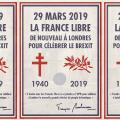 29 mars 2019 – 23h00 : «LA FRANCE LIBRE DE NOUVEAU À LONDRES !»