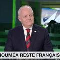 François Asselineau invité de RT France pour commenter la victoire des partisans du maintien de la Nouvelle-Calédonie dans la France au référendum d'autodétermination.