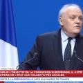 Alors que Macron se défile lâchement, François Asselineau se rendra ce jeudi 22 novembre 2018 au 101e Congrès de l'Association des maires de France (AMF).