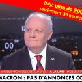 Invité par CNEWS le 25 novembre 2018, François ASSELINEAU propose en direct le lancement de la procédure de destitution d'Emmanuel MACRON.
