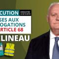 Vidéo : Réponses aux interrogations sur l'article 68 – François Asselineau