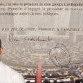 M. Franck Marlin, député LR de l'Essonne, est le premier parlementaire à répondre favorablement à notre demande de lancement de la procédure de destitution de Macron.