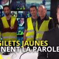 LE CONTRE-DÉBAT NATIONAL À MACRON : Des Gilets jaunes prennent la parole (DGJPLP)- Première émission