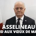 François Asselineau analyse et répond aux vœux de Macron.