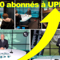 EXCELLENTES PERFORMANCES DE LA CHAÎNE DE TÉLÉVISION UPR-TV EN 2018. === Notre chaîne YouTube a franchi le cap des 85 000 abonnés le 30 décembre 2018 à 22h00.