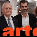 François Asselineau a été l'invité de Raphaël Enthoven le samedi 19 janvier 2019 sur «Arte» pour un débat sur l'Europe avec Ulrike Guérot.