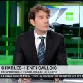 Charles-Henri Gallois, responsable national des questions économiques à l'UPR, a été l'invité de RT France le dimanche 20 janvier 2019.