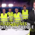 Des gilets jaunes prennent la parole – Seconde émission – Diffusée le 13/02/2019 à 20h.