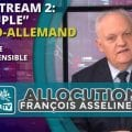 Nord Stream 2 : Le « couple » franco-allemand – Allocution de François Asselineau – UPR TV