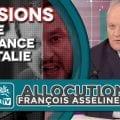 Tensions entre la France et l'Italie – Allocution de François Asselineau – Diffusée le 11/02/2019 à 20h sur UPR TV