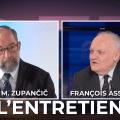 Boštjan M. Zupančič – François Asselineau : L'entretien – diffusé le 14 février 2019 à 20h sur UPR TV.