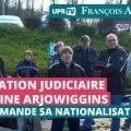 Liquidation judiciaire de l'usine Arjowiggins : l'UPR demande sa nationalisation – Reportage – Diffusé le 23 février 2019 à 20h sur UPR TV