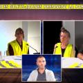 Des Gilets-jaunes prennent la parole – #DGJPLP4 – L'émission sera diffusée mercredi 13 mars 2019 à 20h sur UPRTV