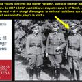 Le livre de Philippe de Villiers paru ce 6 mars 2019 apporte de nouvelles révélations accablantes sur Walter Hallstein, concepteur de la «Nouvelle Europe» et enseignant le nazisme aux troupes de la Wehrmacht…