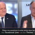 Retrouvez l'entretien intégral de François Asselineau avec Yves Thréard sur le «Talk» du Figaro du 12 mars 2019