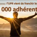== 18 mars 2019 (09h00) == l'UPR vient de franchir le cap des 35 000 adhérents