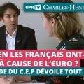 Combien les français ont-ils perdu à cause de l'euro ? – Entretien de C-H. Gallois par Vue Autrement