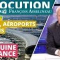 🔴 GAFAM, Aéroports de Paris : L'UE ruine la France – Allocution de François Asselineau